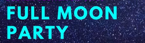 MFAS feest: Full Moon Party
